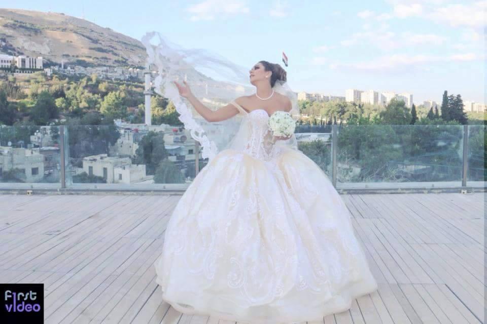 Donia Samir Ghanem Wedding