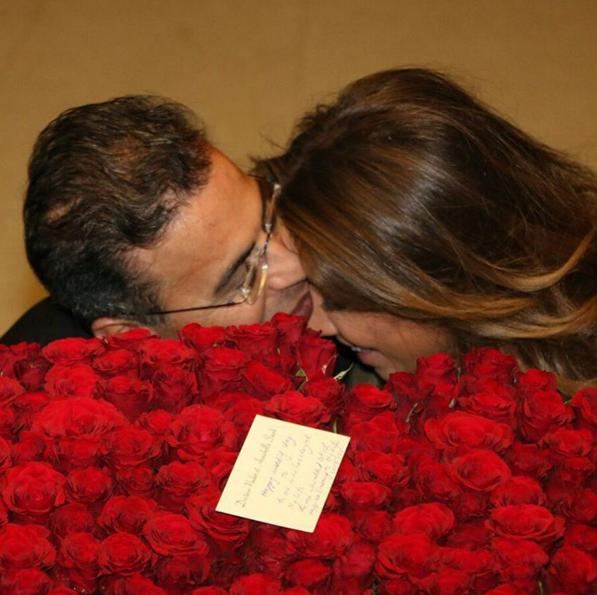 Anabella Hilal Celebrated Her Wedding Anniversary - Arabia ...