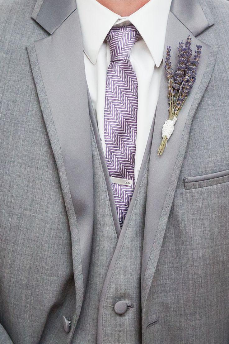 lavender_and_grey_groom_attire