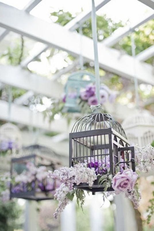 Your Wedding in Colors: Lavender and Grey - Arabia Weddings