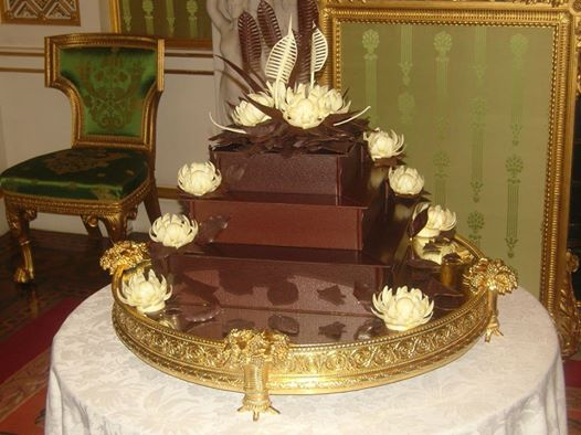 Chocolate Biscuit Cake Royal Wedding
