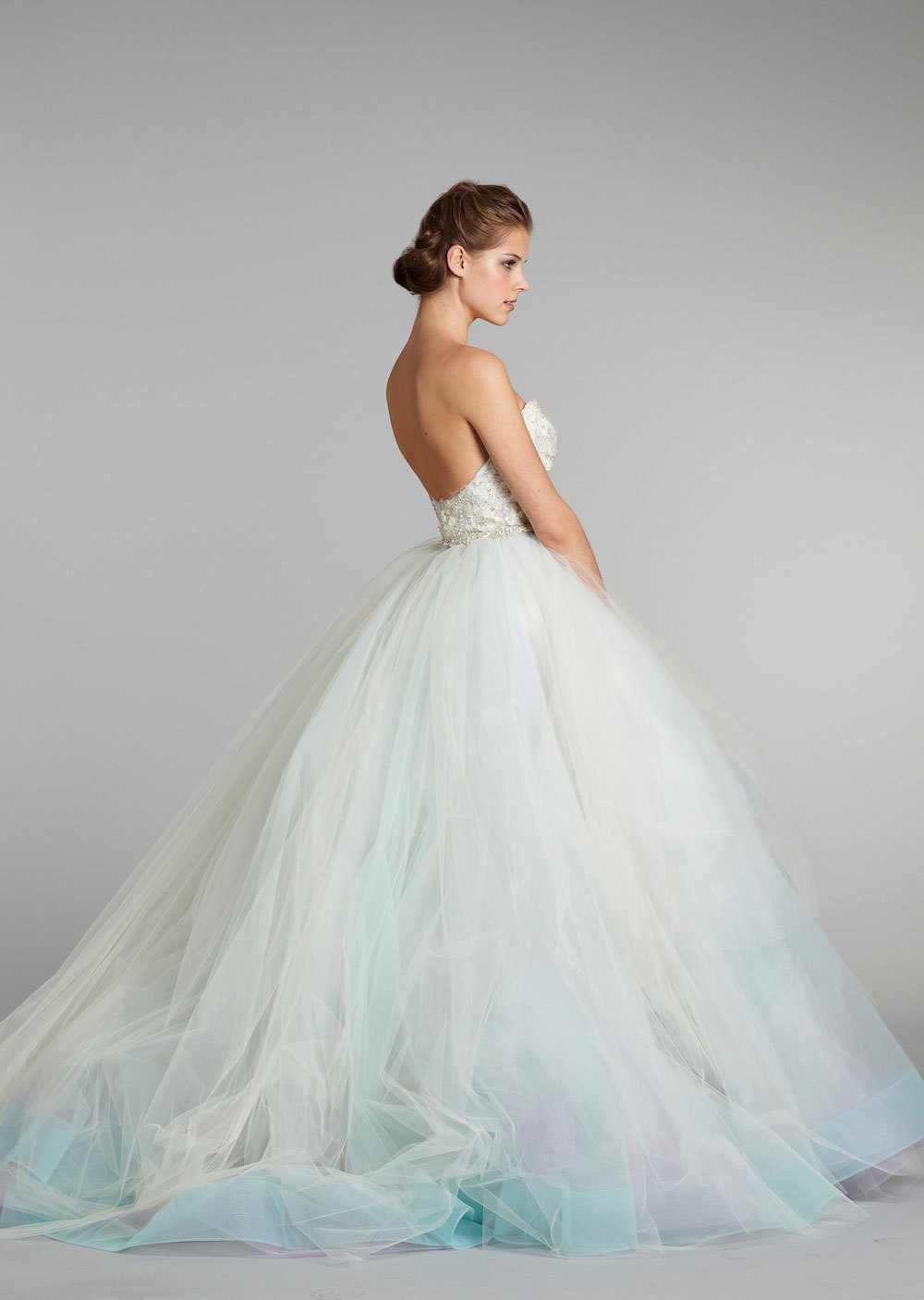 Wedding Dress Color 58 Unique lazaro