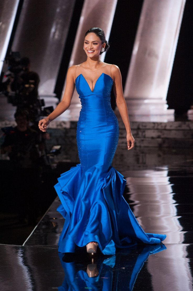 Your Engagement Dress Inspired by Miss Universe 2015 Contestants ...