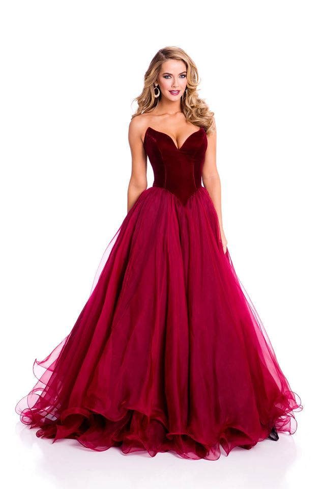 Your Engagement Dress Inspired By Miss Universe 2015