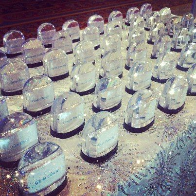 A Snow Globe Theme For Your Winter Wedding Arabia Weddings