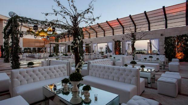 Beautiful Outdoor Wedding Venues in Amman Arabia Weddings