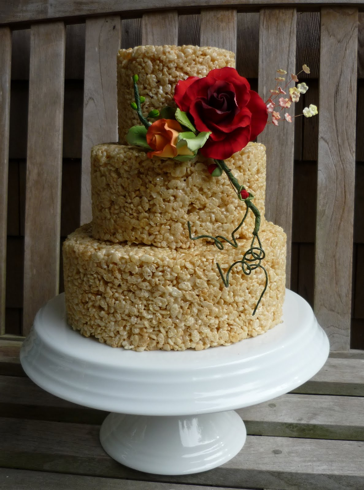 How To Make Rice Crispy Treats For Cake Decorating
