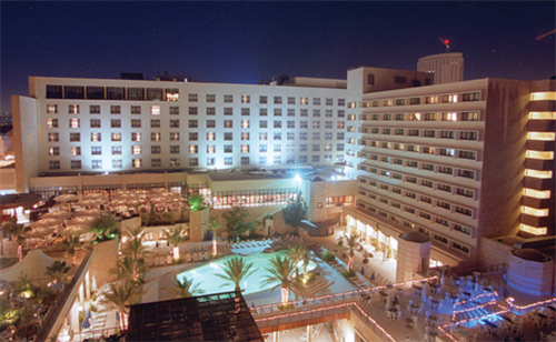 intercontinental_amman