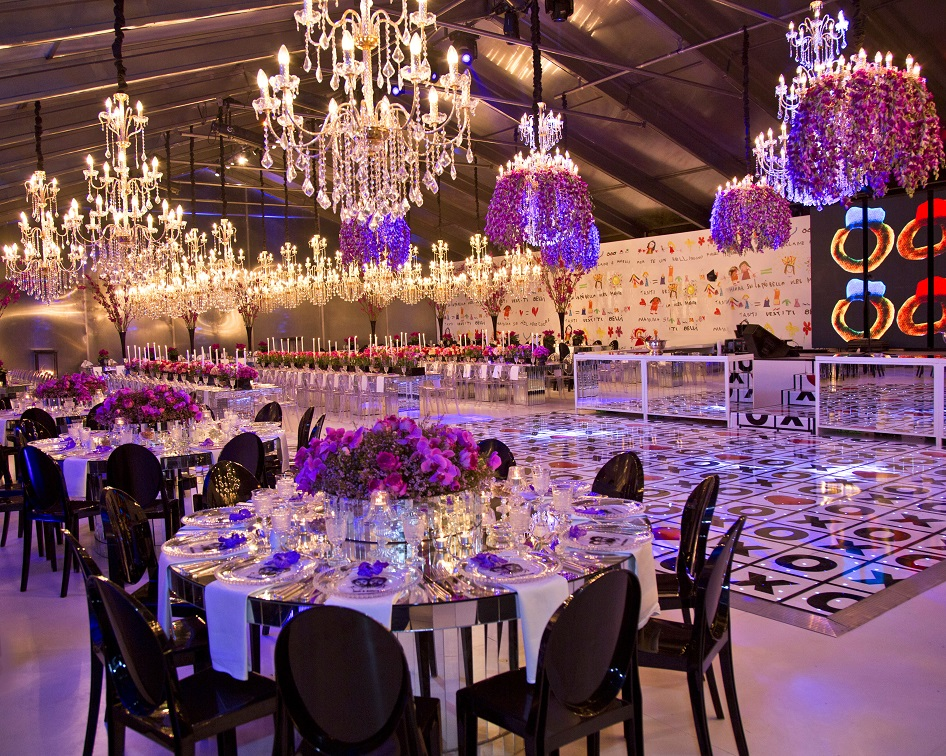 Go Inside A Magical Engagement Party In Jordan Arabia