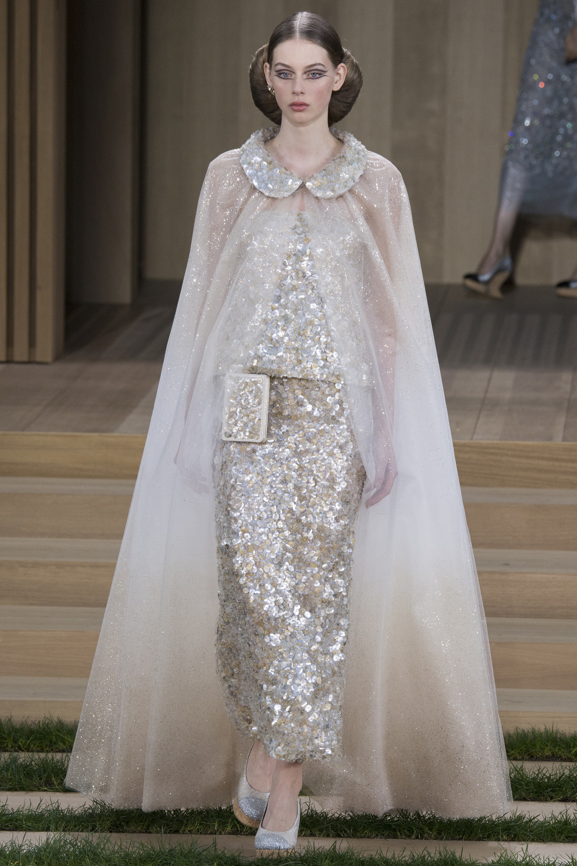 Chanel Spring 2016 Haute Couture Collection At Paris