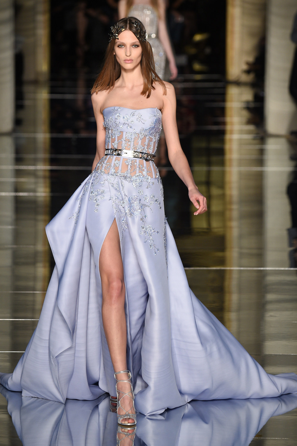 The latest zuhair murad haute couture collection arabia for Haute couture collection