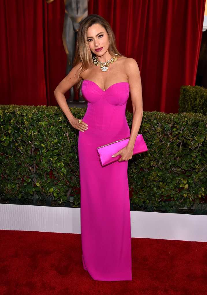 The Best Dressed Celebrities at The SAG Awards 2016 ...