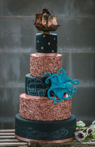 Pirates Of The Caribbean Wedding Cake Toppers - 5000+ Simple Wedding ...