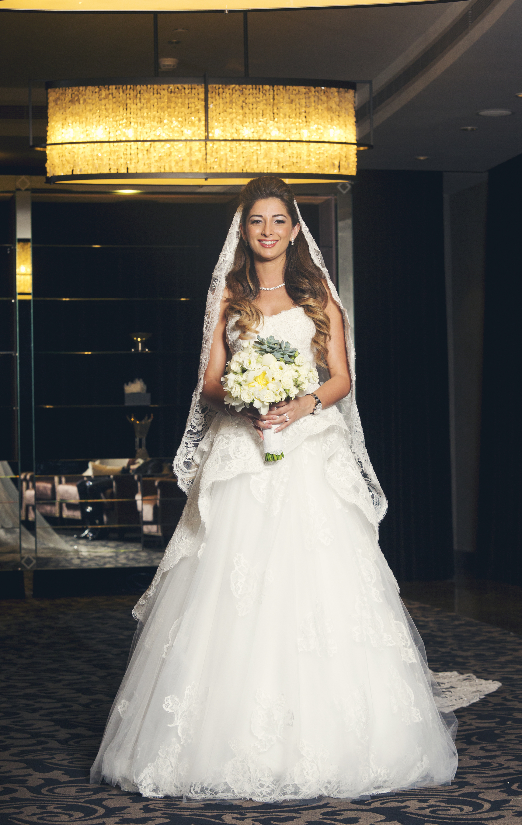 confessions of a real bride ranime loutfi arabia weddings