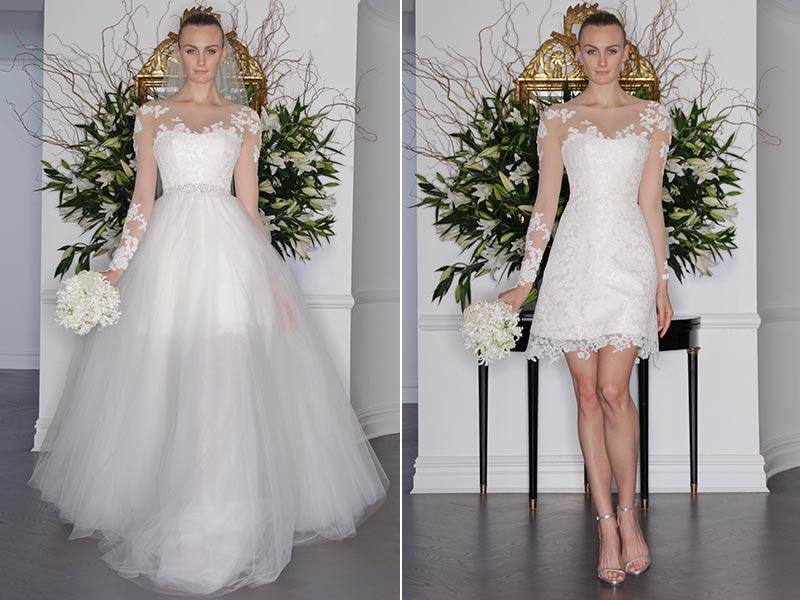 Oriental Wedding Dress 31 Nice Davids Bridal Romona Keveza