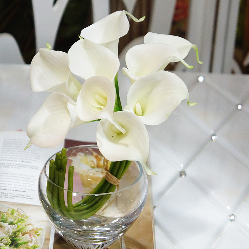 Calla Lily Inspired Wedding Arabia Weddings