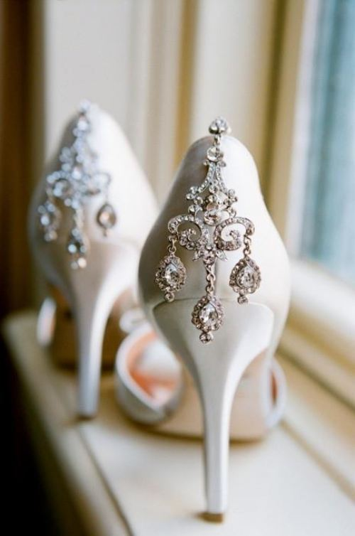 Pictures of wedding shoes you need to take arabia weddings the shoes and the ring junglespirit Choice Image