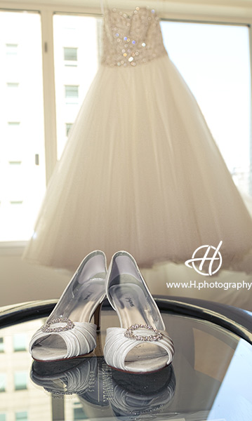Wedding Dress And Shoes 42 Elegant The overall look