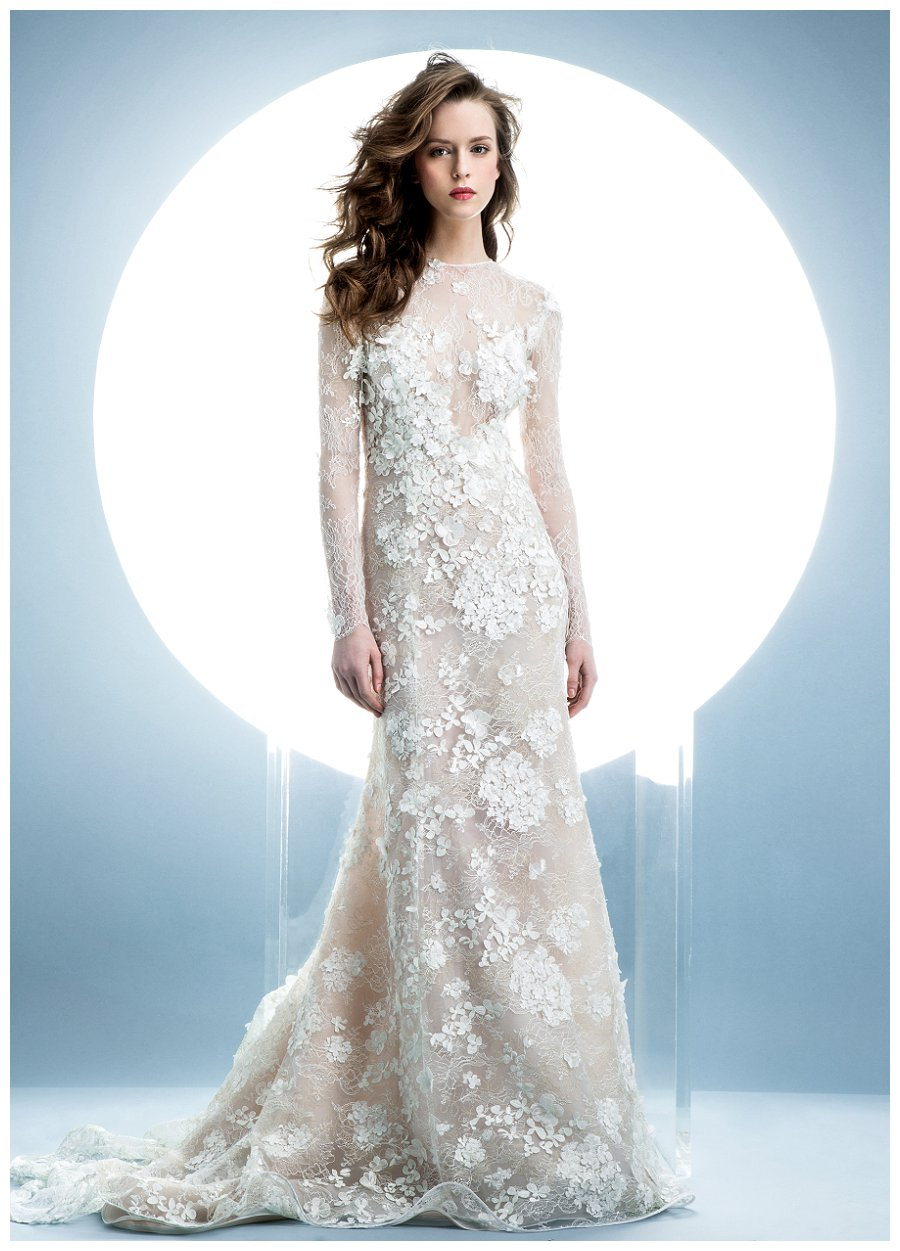 The Best 5 Wedding Dresses for Spring 2016 - Arabia Weddings