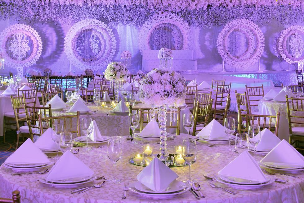 A Unique Wedding Venue For Your Magical Weddings Marriott Al Jaddaf