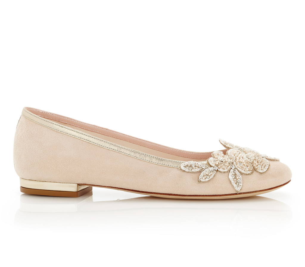 Emmy London Bridal Shoe Collection