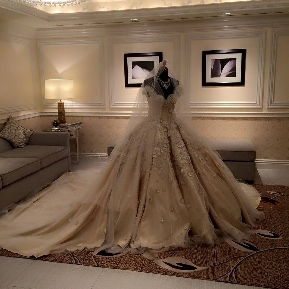 Wedding dress shops in abu dhabi arabia weddings for Best wedding dress shops