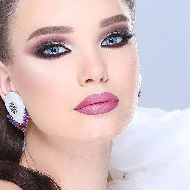 The 2016 Samer Khouzami Makeup Looks For Brides Arabia
