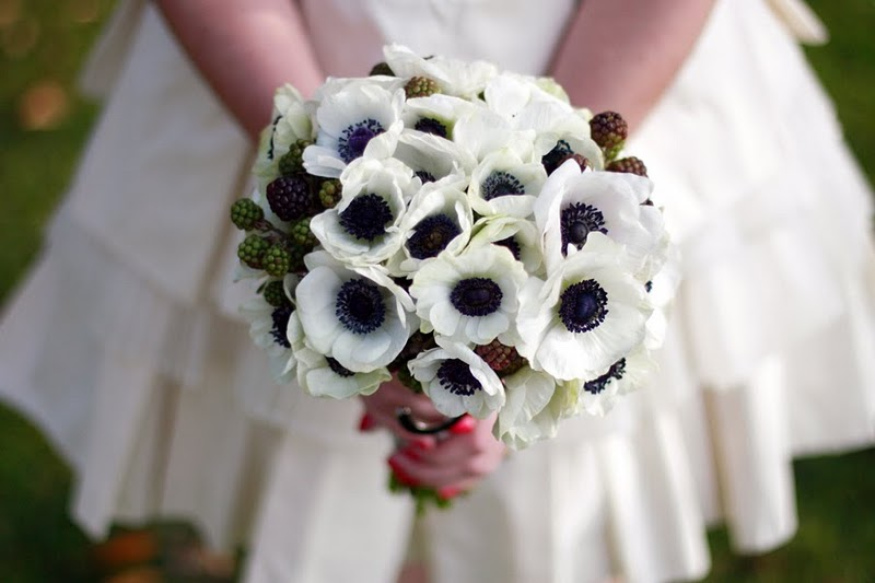 Wedding Flowers 74 New anemone