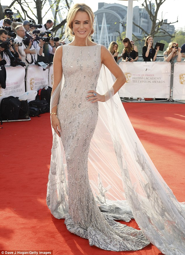 Bridal Approved Dresses From The Bafta Tv Awards 2016