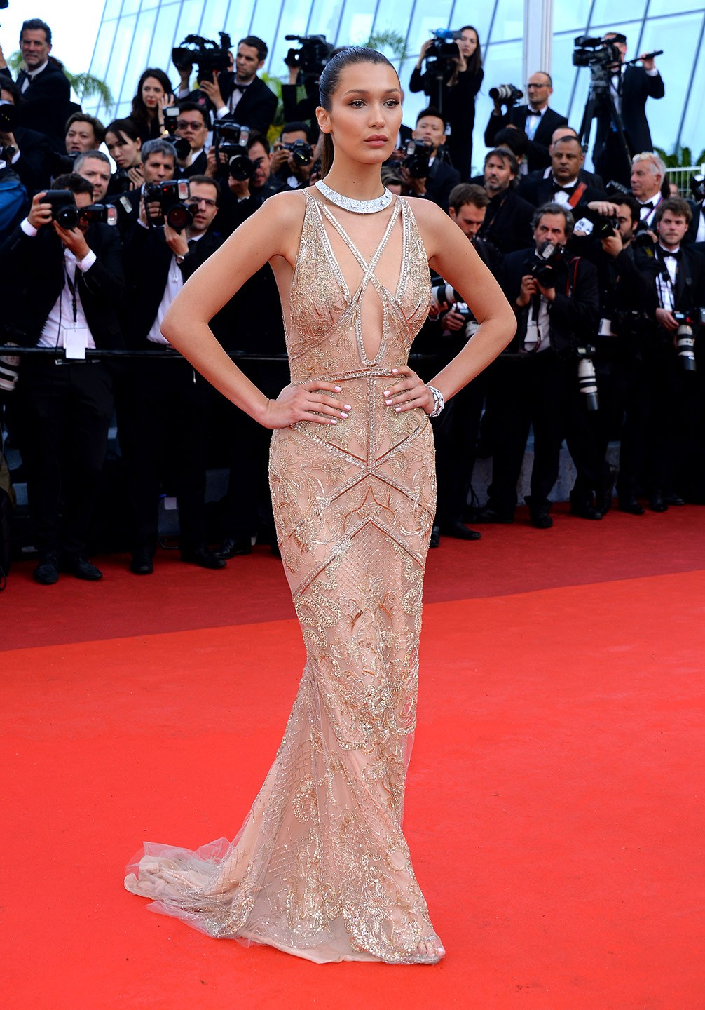 Best Celebrity Red Carpet Dresses From Cannes Film ...