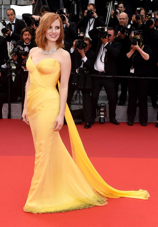 Celebrity Dresses At Cannes 2016 Arabia Weddings