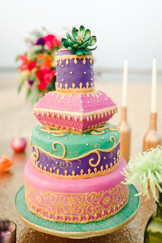 Moroccan Cake Ideas