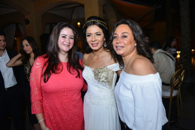 Top 20 Wedding Grand Entrance Songs 2016 Bridal Party: Naglaa Badr Gets Married