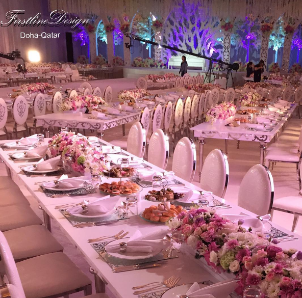 The best wedding planners in qatar arabia weddings they also offer services in wedding invitations favors and photography as well as many other wedding related services junglespirit Images