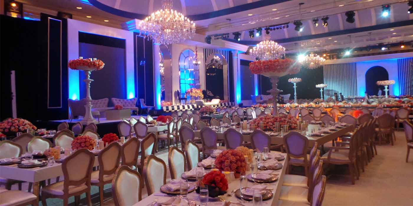 Top 5 wedding planners in qatar arabia weddings occasion events junglespirit Image collections