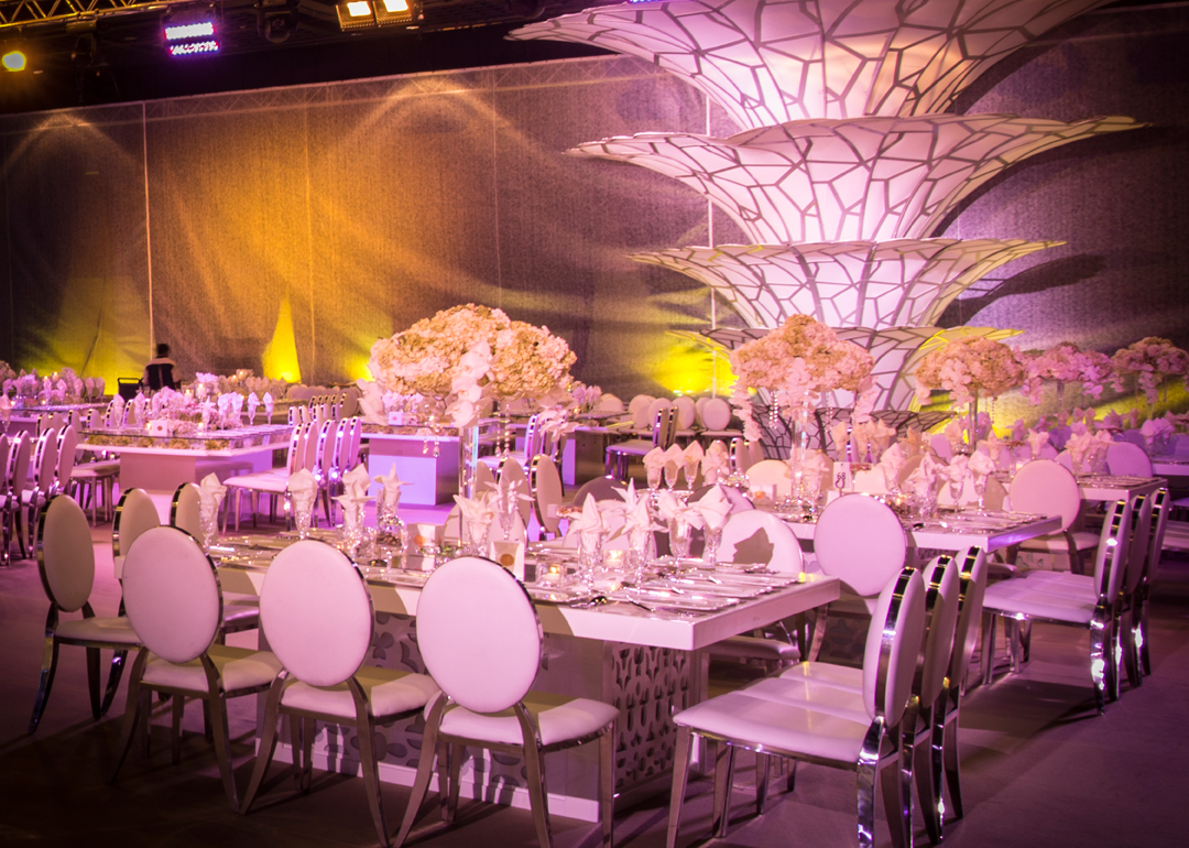 Top 5 wedding planners in qatar arabia weddings fantasy events junglespirit Image collections