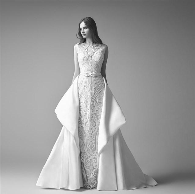 d8d6528aa اخترنا لك مجموعة من صور فساتين الزفاف من تصميم سعيد قبيسي لعام 2017، ويمكنك  مشاهدة المجموعة كاملةً هنا!