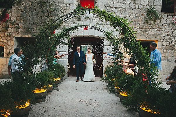 Croatia destination wedding