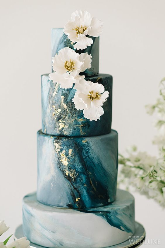 marble wedding cakes stunning marble wedding cakes for your 2016 wedding 17120
