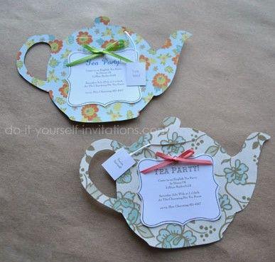 أحدث صيحات حفلات توديع العزوبية: حفلة الشاي - موقع العروس