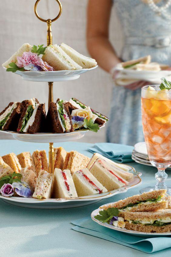 for Classy kitchen tea ideas