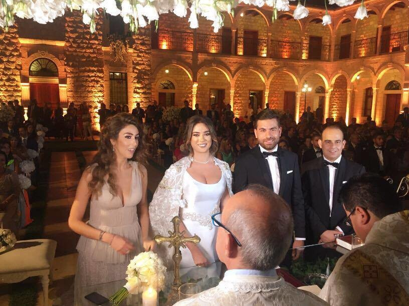 Pictures Nadine Wilson Njeim Gets Married
