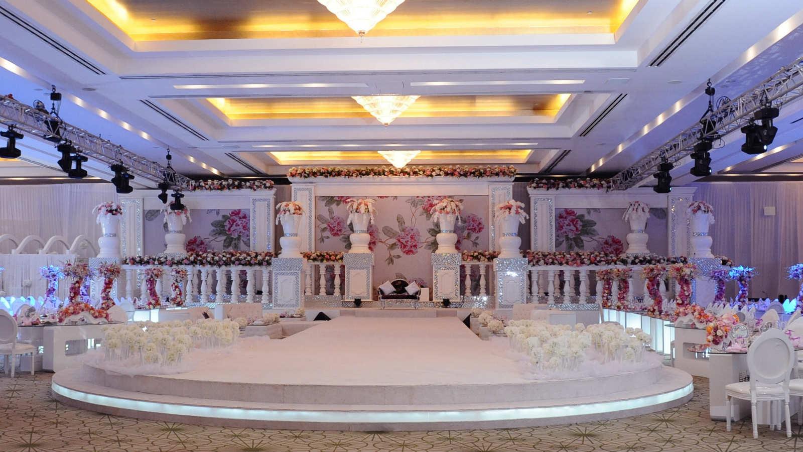 Top 6 Hotels With Wedding Venues In Qatar Arabia Weddings
