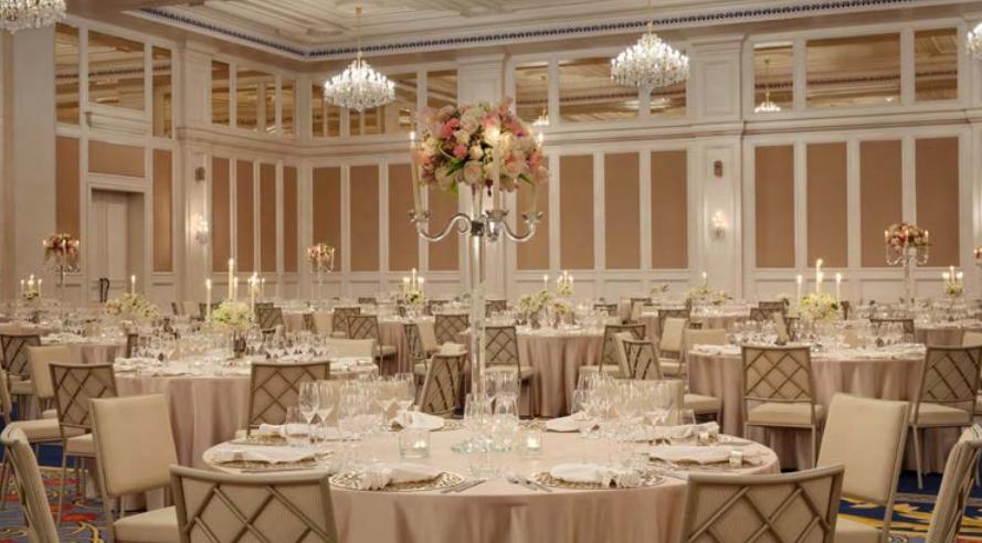 أفضل 5 أماكن لإقامة حفلات الزفاف في قطر موقع العروس