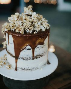 wedding cake popcorn popcorn wedding cakes arabia weddings 23519