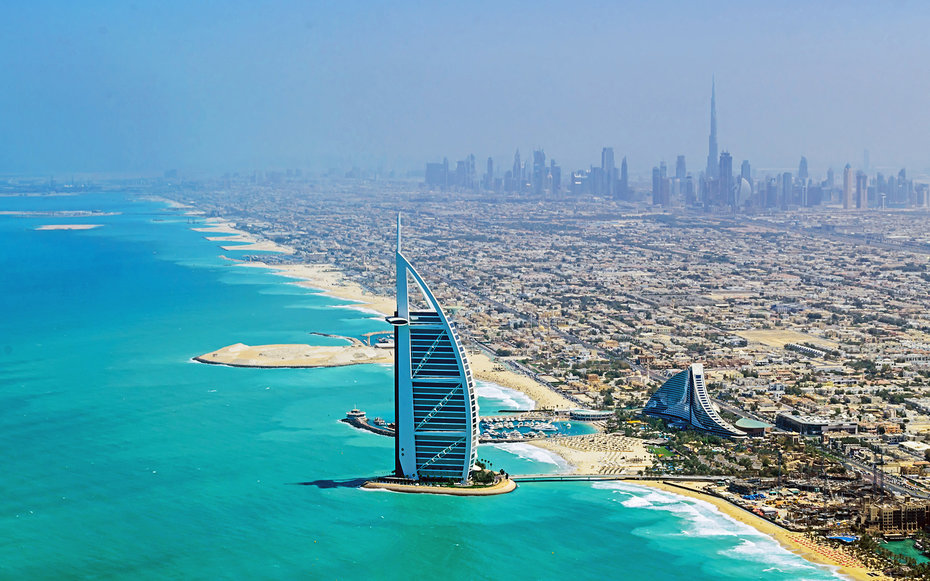 Honeymoon in middle east arabia weddings for Best hotels in dubai for honeymoon