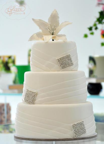 Wedding Cake Bakery 92 Great Glaze offers a special