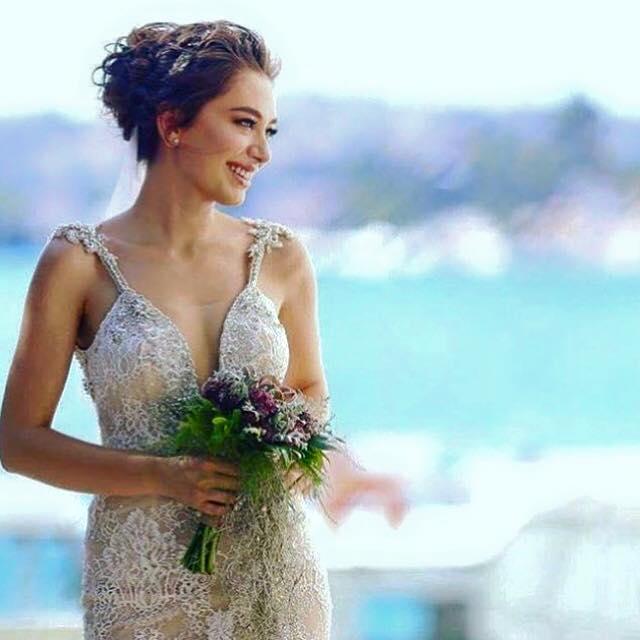 Turkish Wedding Dress 22 Good neslihan atagul