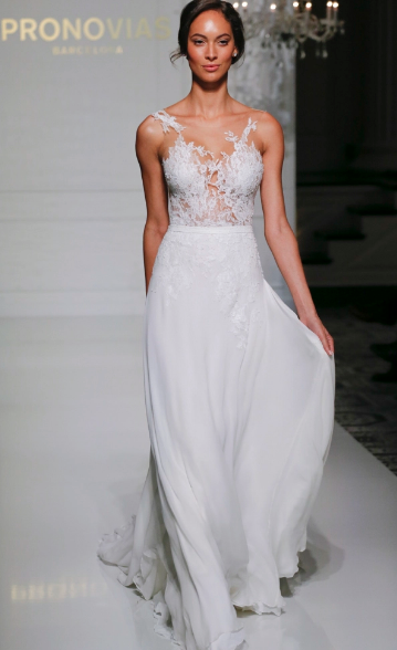 Wedding Gowns New York Stores : Pronovias fall bridal collection arabia weddings