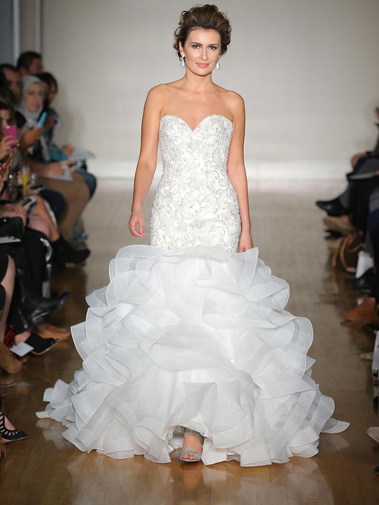 Allure Wedding Dresses 2017 51 Stunning  Allure Bridal Collection